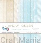 Królowa Śniegu - bloczek papierów duży