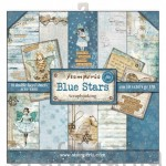 Blue Stars - bloczek