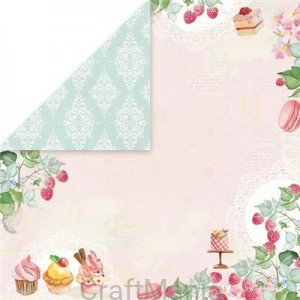 papier do scrapbookingu Sweet Dessert 06
