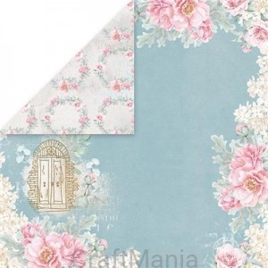 papier do scrapbookingu  Pastel Wedding 06