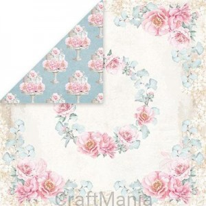 papier do scrapbookingu Pastel Wedding 04