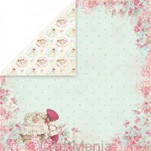 papier do scrapbookingu Shabby Baby 03