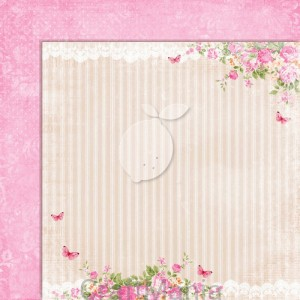 papier do scrapbookingu Sweet Secrets 03