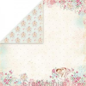 papier do scrapbookingu Shabby Baby 02