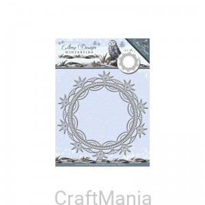 wykrojnik Wintertide-Ice Crystal Frame ADD10079