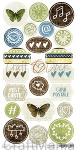...And Remember - arkusz die cuts