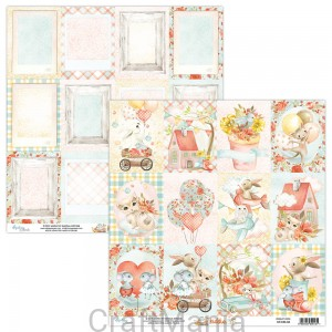 papier do scrapbookingu Kiddie 06