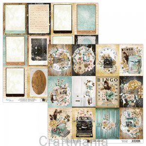 papier do scrapbookingu Life Stories 06
