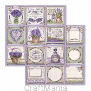 papier do scrapbookingu stamperia -  sbb593