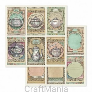 papier do scrapbookingu stamperia Alice -  sbb583