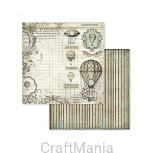 papier do scrapbookingu stamperia -  sbb599