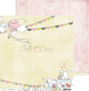 papier do scrapbookingu Sweet Princess 03