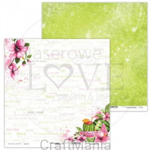 papier do scrapbookingu Watermelon Summer 01