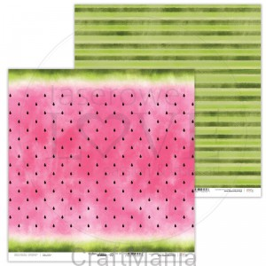 papier do scrapbookingu Watermelon Summer 02