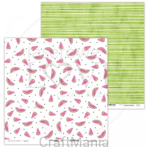 papier do scrapbookingu Watermelon Summer 04