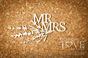 Mr & Mrs Sweet Lavender