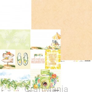 papier do scrapbookingu Sunshine 05