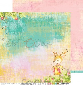 papier do scrapbookingu Summertime Picnic 01