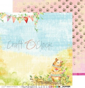 papier do scrapbookingu Summertime Picnic 02