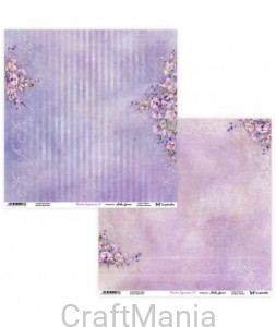 papier do scrapbookingu Meadow Impressions 07/08