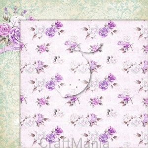 papier do scrapbookingu My sweet Provence 04