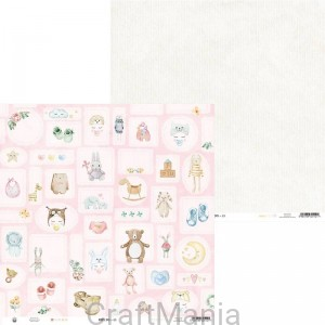 papier do scrapbookingu Baby Joy 03
