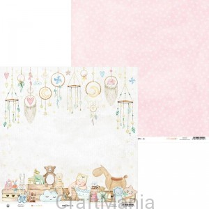 papier do scrapbookingu Baby Joy 06
