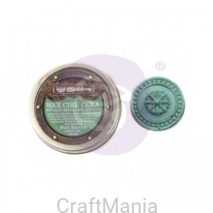 Wosk Art Alchemy Finnabair - Mint Sparkle