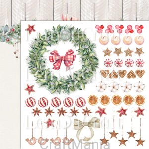 papier do scrapbookingu This Christmas 04
