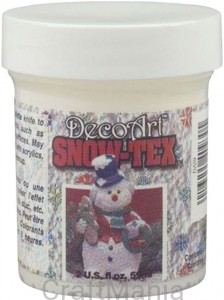 Snieg w paście - Snow Tex 59 ml